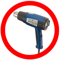 Heat Guns By Steinel