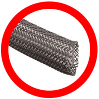 Ryton Ultra Lightweight Braided Sleeving