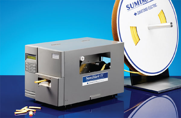 sumimark thermal  transfer printing system